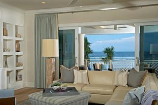 混搭风格客厅富裕型140平米以上小客厅装修
