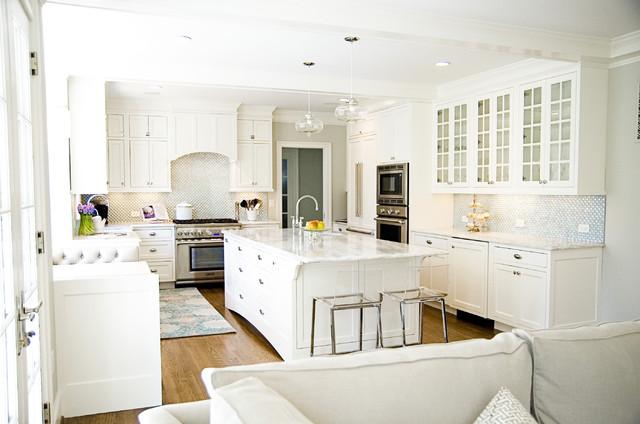 欧式风格家具富裕型140平米以上4平米厨房效果图