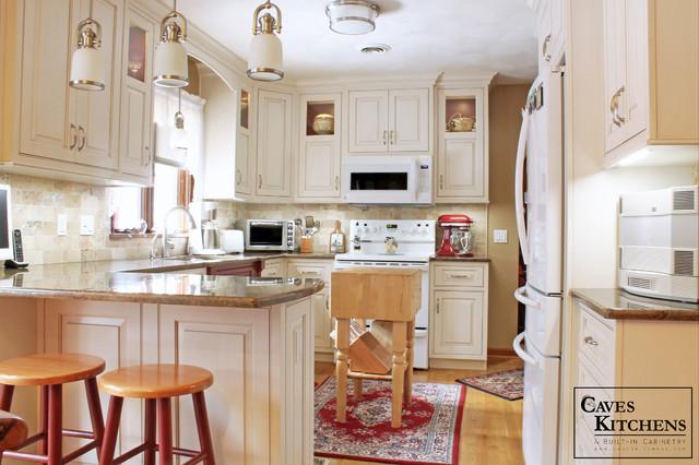 欧式风格家具经济型2013整体厨房装修图片