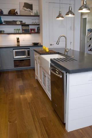 现代北欧风格经济型140平米以上洗手台效果图