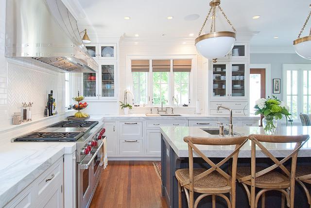 欧式风格客厅温馨客厅暖色调2014整体厨房大理石餐桌图片