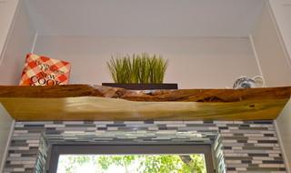 混搭风格客厅经济型140平米以上厨房收纳架图片