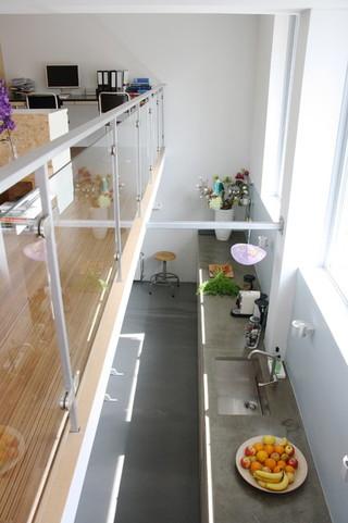 现代简约原木色公寓