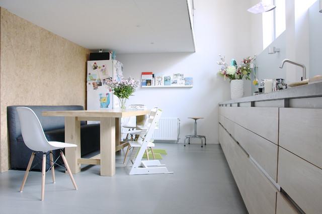 现代简约风格客厅经济型大理石餐桌图片