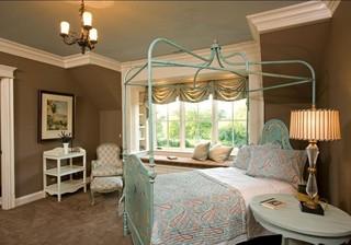 欧式风格富裕型140平米以上儿童房高低床效果图