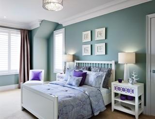 温馨淡雅的简欧公寓  一切都是淡淡的美