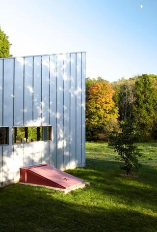 混搭风格客厅经济型140平米以上庭院围墙装修