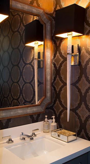 欧式风格家具富裕型洗手台图片