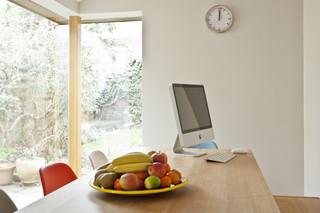 简约风格电视背景墙经济型餐桌效果图