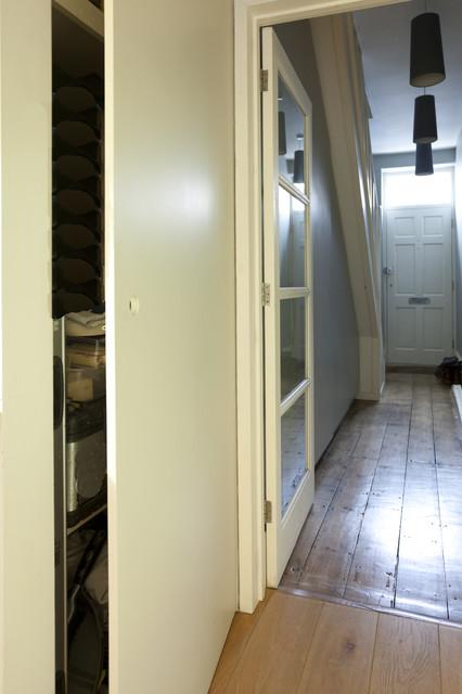 现代简约风格客厅经济型客厅玄关吊顶设计图纸