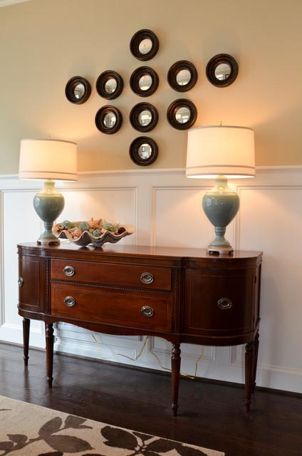 欧式风格家具富裕型中式衣柜图片