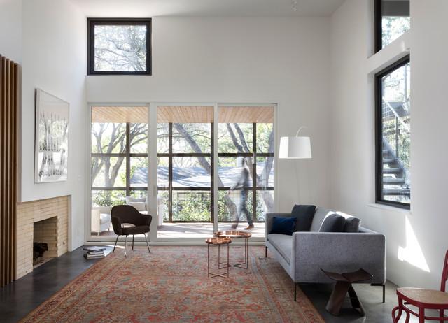 现代单身公寓