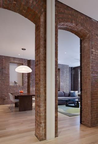 简约风格客厅经济型130平米三室两厅10平米卧室装修
