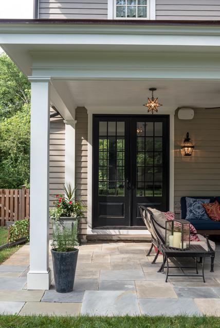 欧式风格家具富裕型140平米以上私家庭院设计