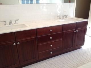 欧式风格富裕型140平米以上品牌浴室柜效果图