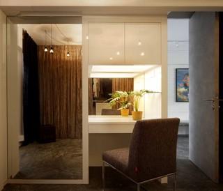 新加坡超现代艺术家大宅
