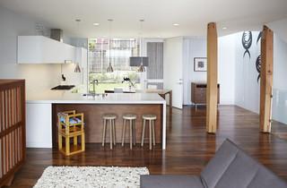 时尚现代空间设计  富有都市气息的别墅装修