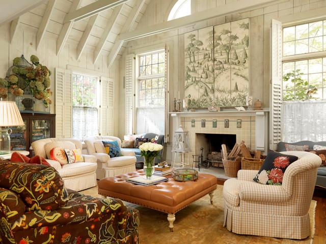 古典的住宅 古典的装修 现代的体验