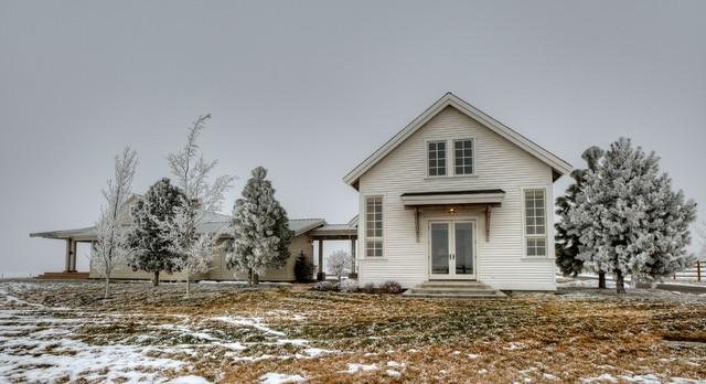 现代多伦多现代农家住宅
