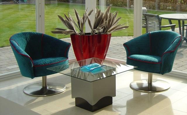 现代的家居 融合现代的家具