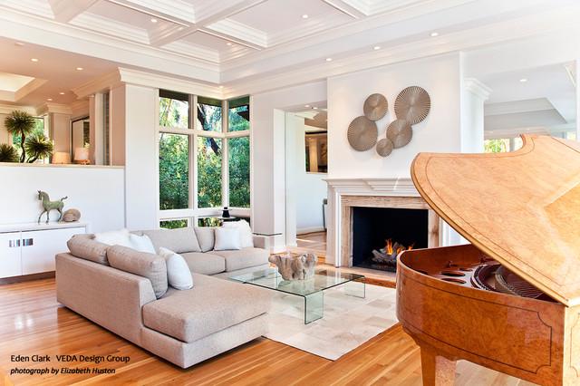 正式现代家居 传统结合现代