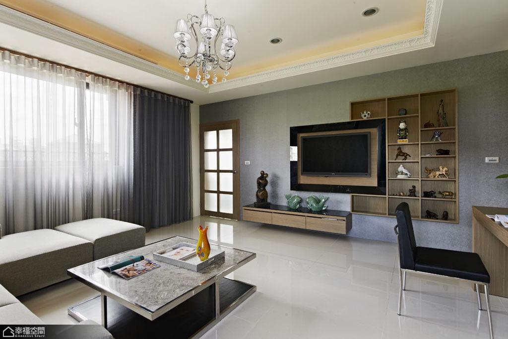 新古典风格别墅豪华设计图
