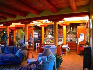 空房间里做规划 橙色小屋