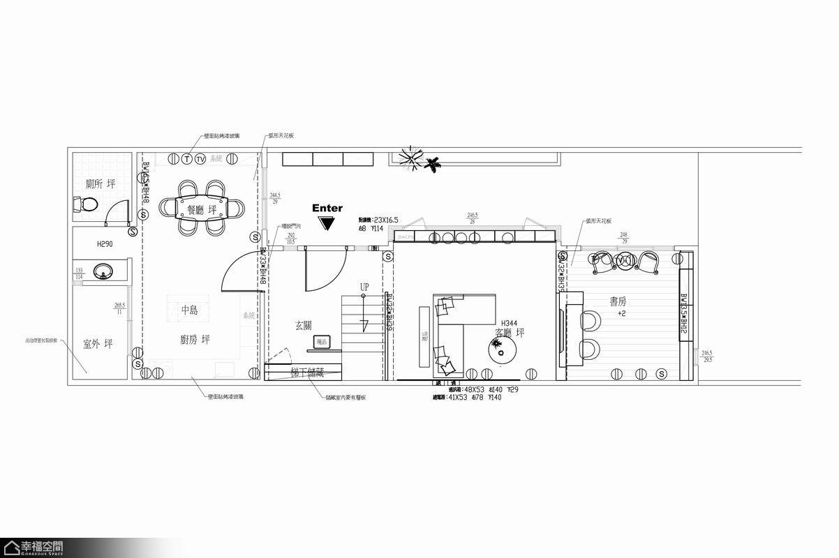 北欧风格别墅温馨装修效果图