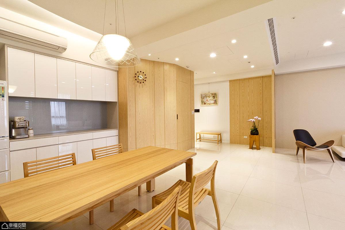 北欧风格公寓温馨效果图_齐家网装修效果图图片