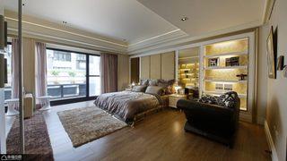 新古典风格别墅豪华卧室设计图