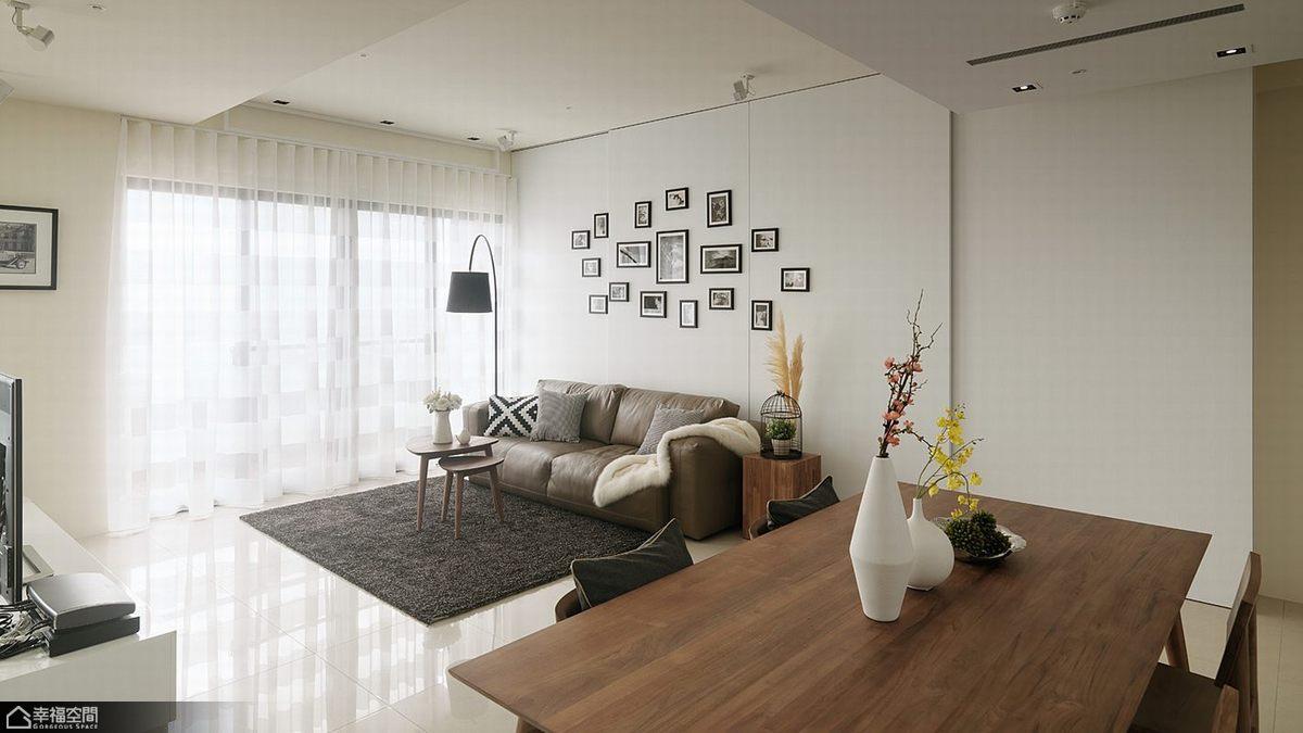 北欧风格公寓装潢_齐家网装修效果图图片