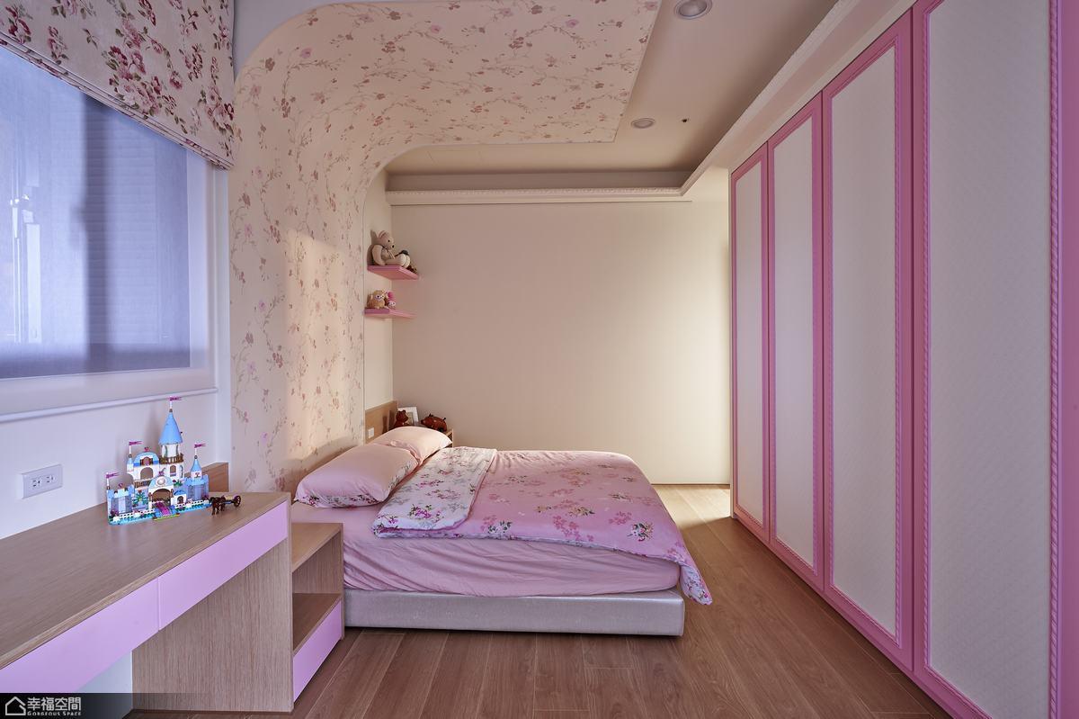 简约风格别墅奢华儿童房设计
