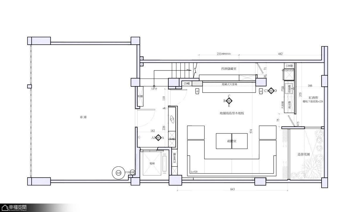 简约风格别墅温馨装修效果图