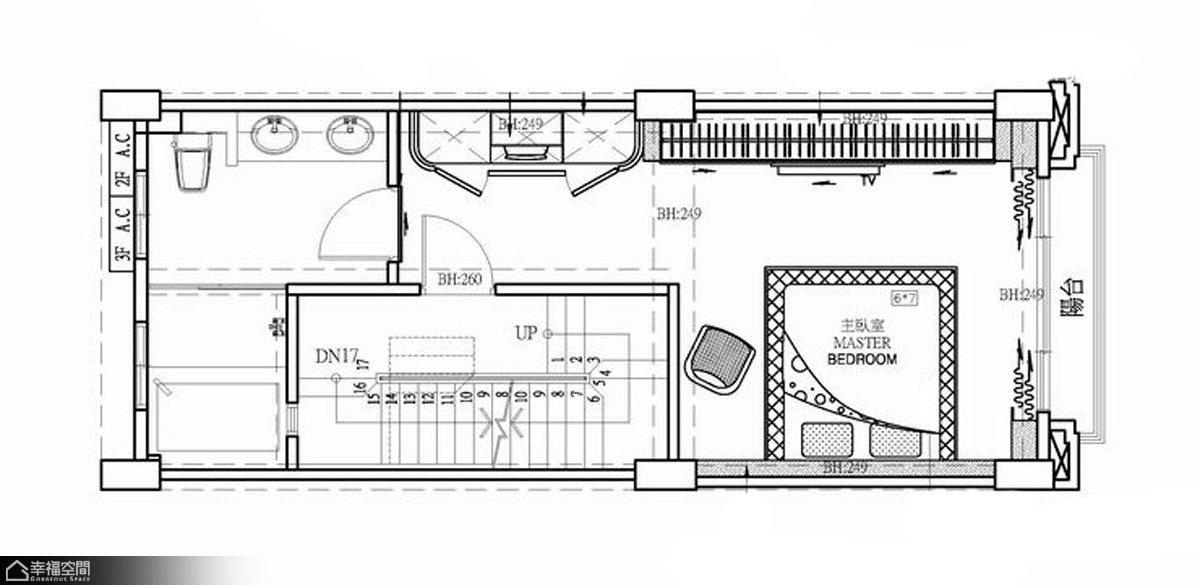 新古典风格别墅温馨装修效果图