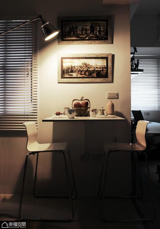 简约风格公寓温馨装修效果图