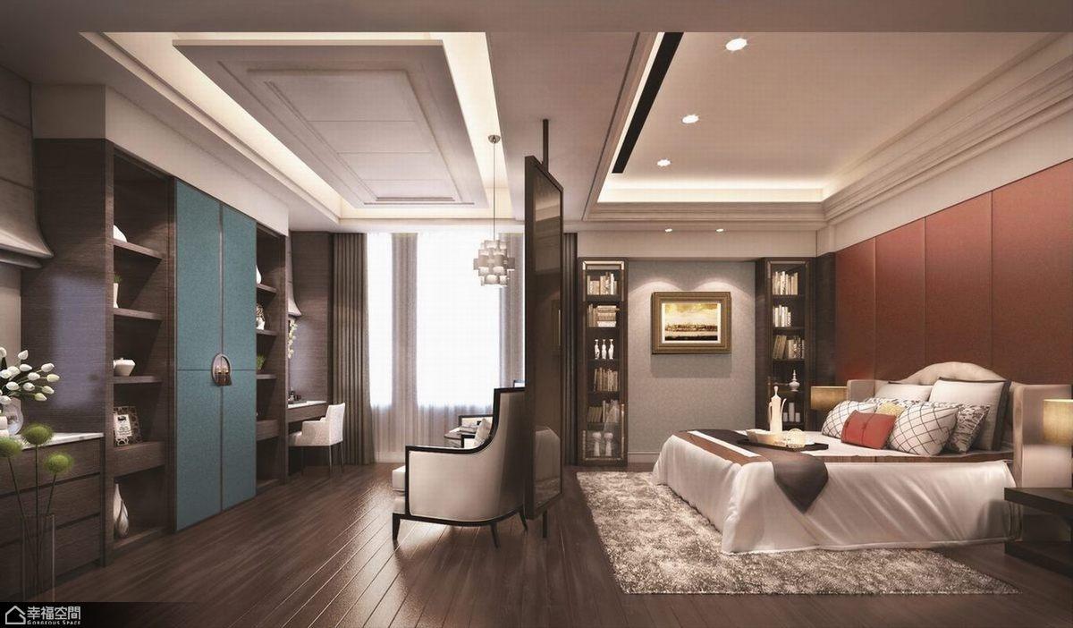欧式风格别墅奢华效果图