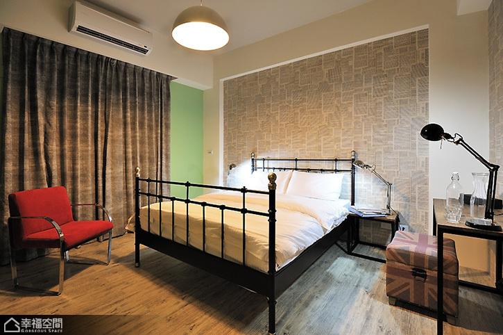 英伦风格公寓另类设计图