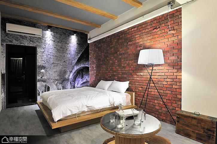 英伦风格公寓另类效果图