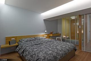 简约风格复式简洁卧室装修