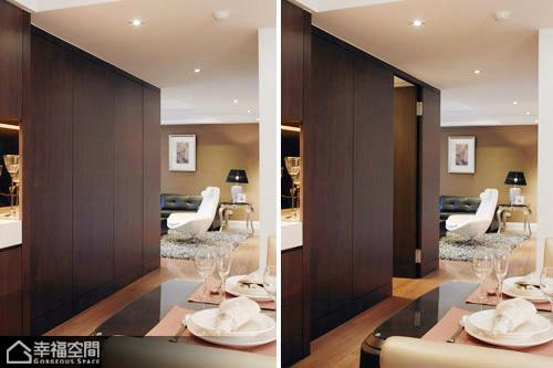 英伦风格公寓时尚装修效果图