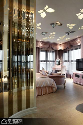 新古典风格别墅奢华儿童房装修