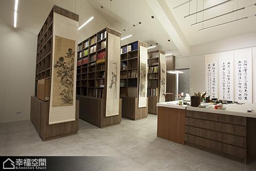 中式风格别墅艺术装修效果图
