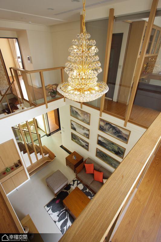 中式风格别墅简洁效果图