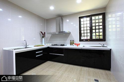 中式风格小清新厨房旧房改造家居图片