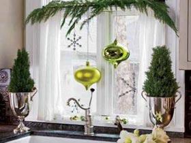 55個精彩的圣誕節主題窗