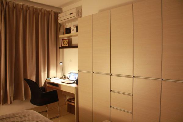 简约风格公寓乐活衣柜图片