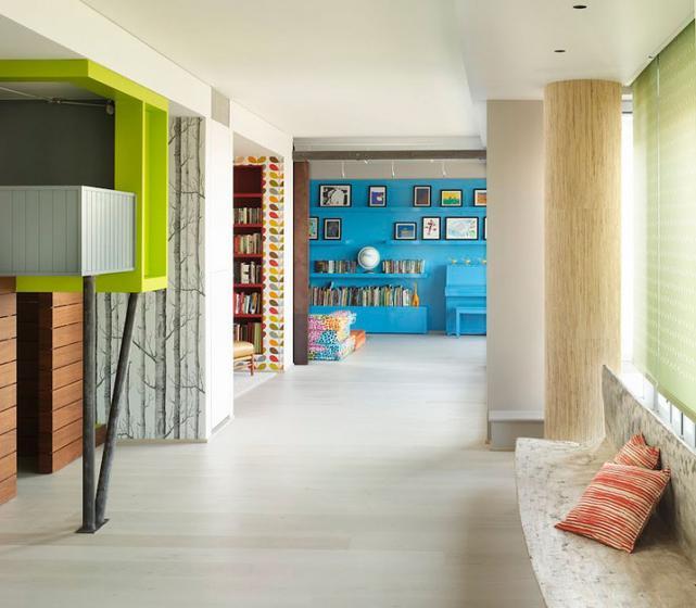 东南亚风格客厅公寓可爱卧室装修效果图