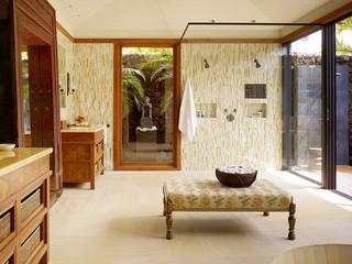 东南亚风格的舒适简约别墅