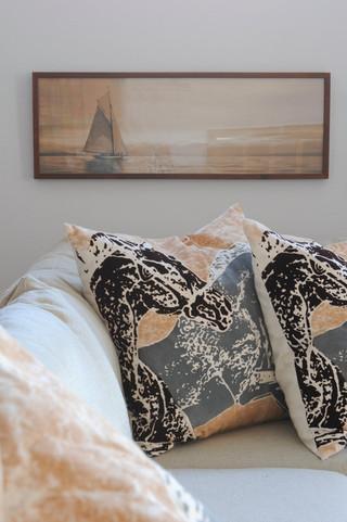 宜家风格客厅富裕型140平米以上沙发垫图片