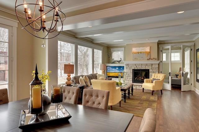 欧式风格家具富裕型140平米以上主题餐厅装修图片